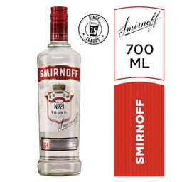 Smirnoff Vodka N°21