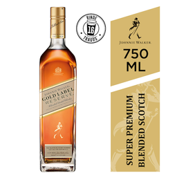 Johnnie Walker Whisky Gold Reserve