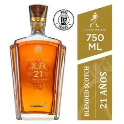 Johnnie Walker Xr 21 Johnnie Walker Whisky Xr 21 Años