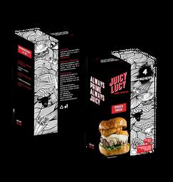 4 Pack Angus Burgers