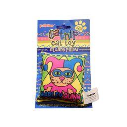 Almohada de catnip harley quinn