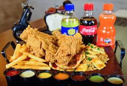 Combo My Chicken 3