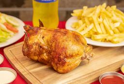 Combo de Pollo con Gaseosa