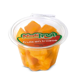 Papaya En Trozos Natifrut X 280 Gr