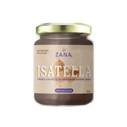 Isatella Crema de Almendras Acanelada 230g