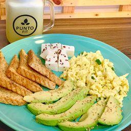 Desayuno Punto Fit