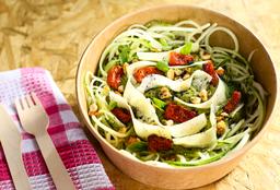 Noodles de Zucchini al Pesto