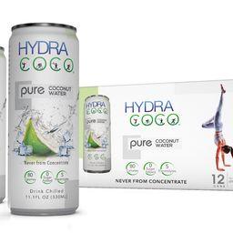 HydraCoco (agua Pura de Coco)