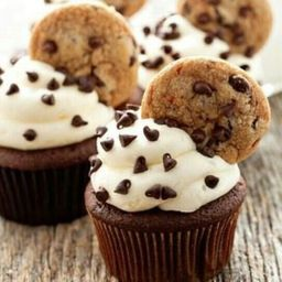 Cupcake Chocochips