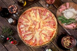 Pizza Grande de Jamón