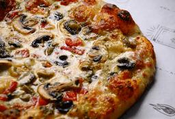 Pizza Budha Familiar