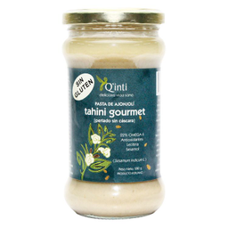 Pasta de Ajonjoli Q'inti Tahini Gourmet Sin Gluten