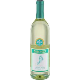 Vino Blanco Barefoot Moscato 750 mL