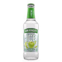 Smirnoff Ice Vodka Green