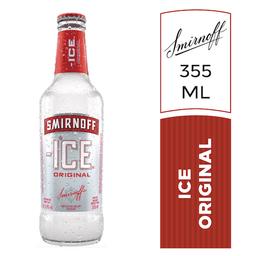 2 x Smirnoff Vodka Ice Original