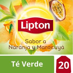 Lipton Té Verde Naranja y Maracuyá
