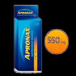 Apronax Naproxeno Sódico 550 mg