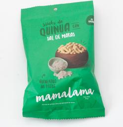 Mamalama Snacks Sticks Quinua Con Sal De Maras -
