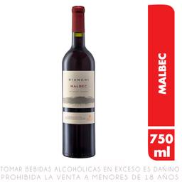 Vino Bianchi 750Ml  Malbec