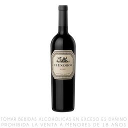 Vino El Enemigo Malbec 750