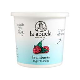 Yogurt Griego La Abuela Frambuesa 150 g