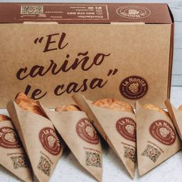 Box 6 Empanadas
