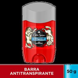 Old Spice Antitranspirante Barra Hombre Wolfthorn