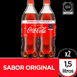 Two Pack Coca Cola X1.5 Ltâ