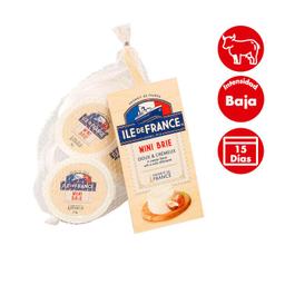 Queso Brie Ile De France Mini 25 g x 5