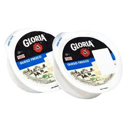 Queso Fresco Paquete 400G Xkg Gloria