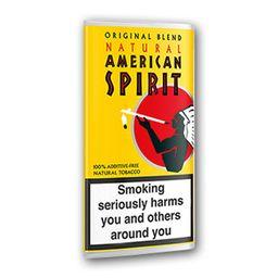 Tabaco American Spirit Yellow