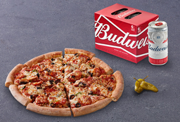 Bud y Pizza Signature