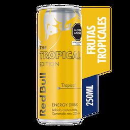 RedBull Bebida Energetica Red Bull Tropical