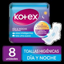 Kotex Toallas Higiénicas Día Y Noche