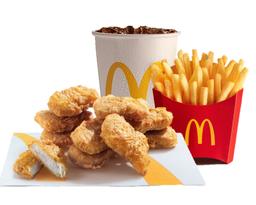 McCombo™ 10 McNuggets™ Mediano