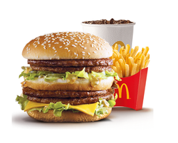 McCombo™ Doble Big Mac Mediano