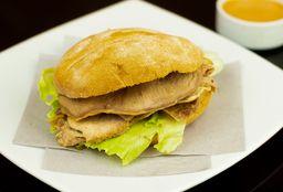 Sándwich de Pavo Criollo