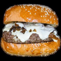 Swiss Melt Burger