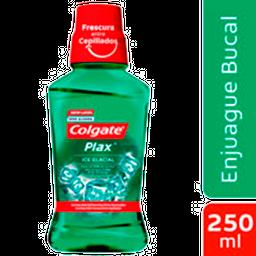 Colgate Enjuage Bucal Plax Ice Glacial