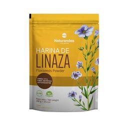 Naturandes Harina De Linaza