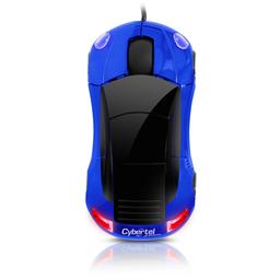 Mouse Carrera Blu Cyb M212 Usb