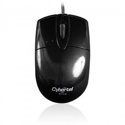 Mouse Bravio Blk M216 Usb Retractil Cybertel By Micronics