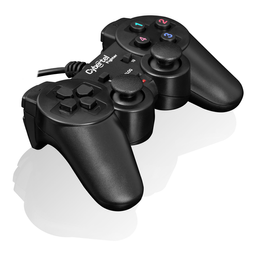 Game Pad Cybertel Figther Blk G21U-B