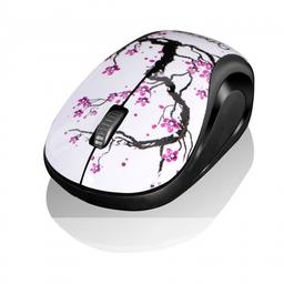 Mouse Nubil Cyb M321 Wifi C/diseño Cybertel