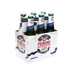 Cerveza Peroni Pack 6 Bot 330 Ml