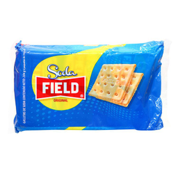 Galleta Soda Field Sixpack