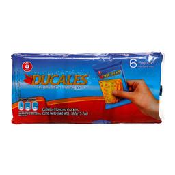 Galletas Ducales 27 Gr 6Pack Noel