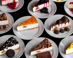 Cheesecake de Frutos del Bosque