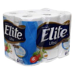 Papel Toalla Elite Ultra
