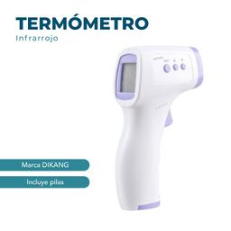 Termometro Infrarojo Certificado